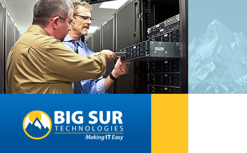 Website Design for Tampa's Big Sur Technologies