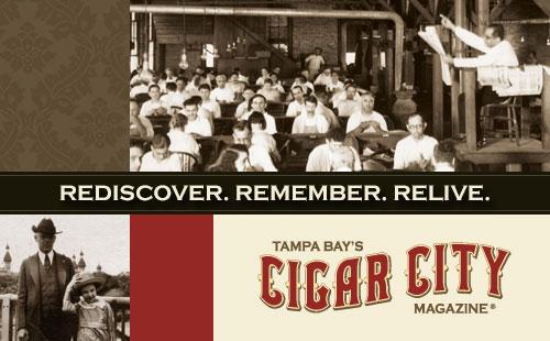 Magazine Design: Tampa Bay's Cigar City Magazine