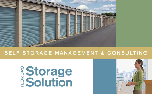 Website Redesign for Florida's Storage Solution