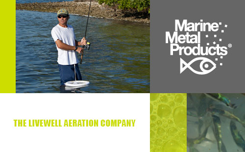 Website Design for Marine Metal Products