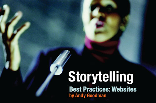 Storytelling on Your Website