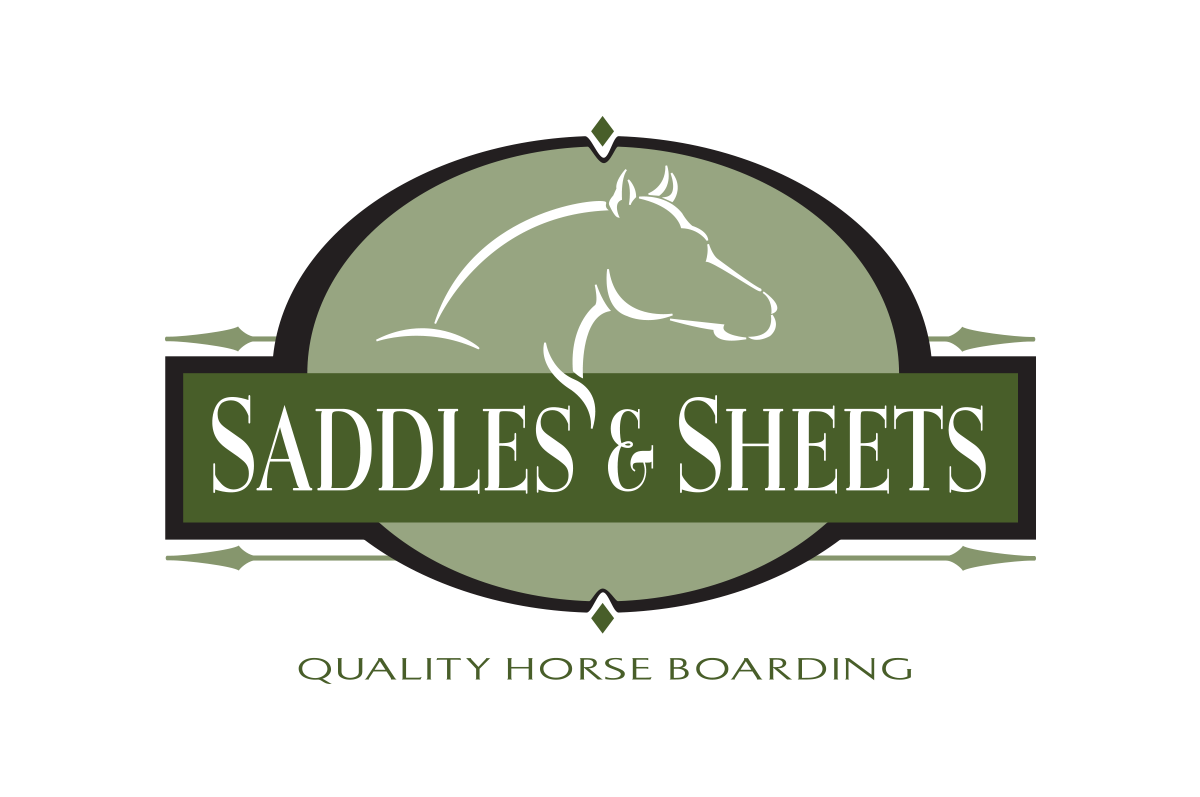 Saddles and Sheets logo